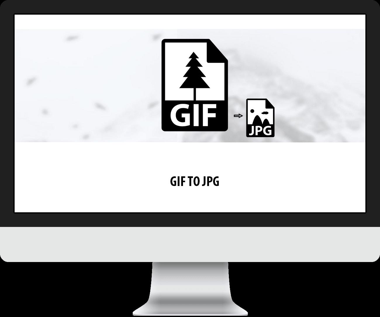 GIF TO JPG